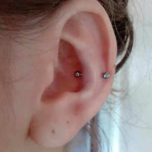 Snug piercing